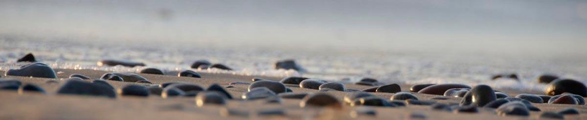 Som havet sliber sten bog af Anne Jørgensen