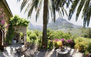 Mindfulness kurser med lifeprocess udsigt fra terassen i Mallorca